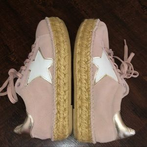 STEVEN⭐️suede sneaker espadrille⭐️8